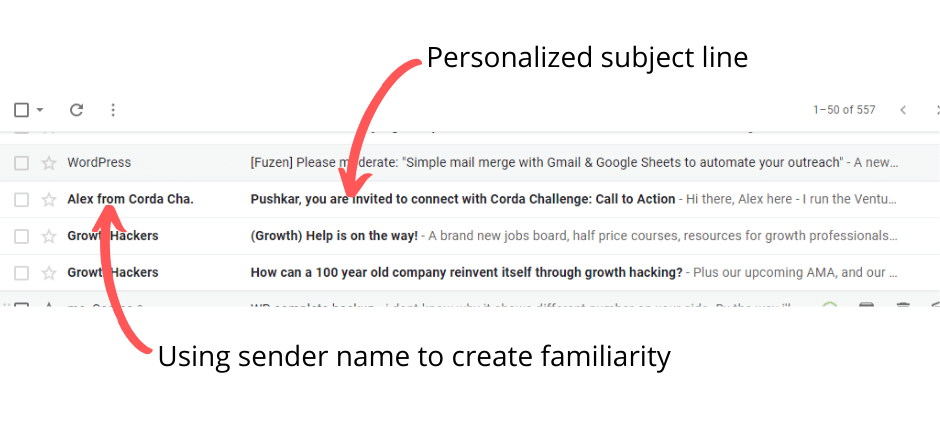how to write a good cold email that gets attention  fuzen
